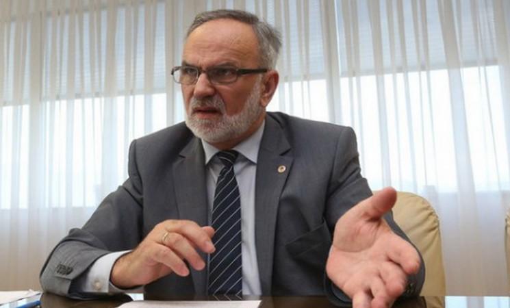 Smijenjen ministar Dane Malešević