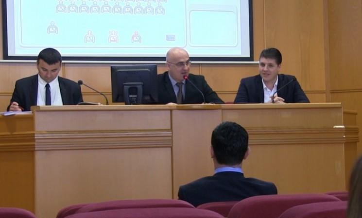 Pukla koalicija DNS-SNSD u Trebinju: Smijenjen potpredsjednik Skupštine Bojan Šapurić