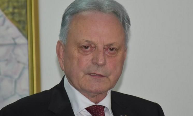 Stevo Pašalić je novi rektor UIS-a