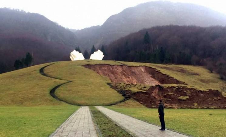 Alarm za spas spomenika u Dolini heroja