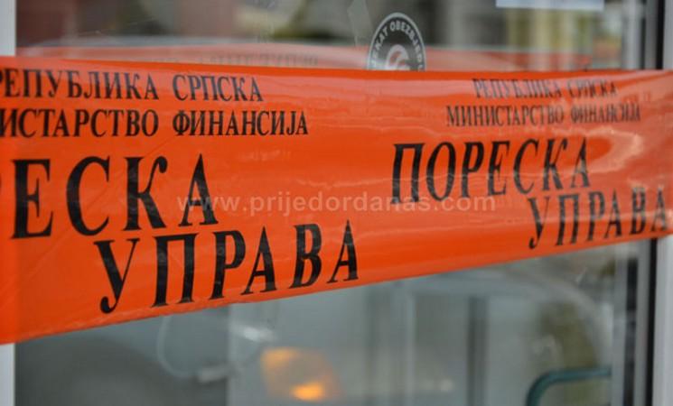 Još osam poreskih obveznika kažnjeno u Hercegovini