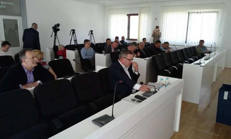 SO Bileća: Usvojen budžet, ponovo optužbe za sukob interesa