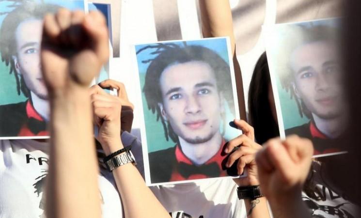 KLINAC IZ GETA - S osmijehom roka umire naša mladež