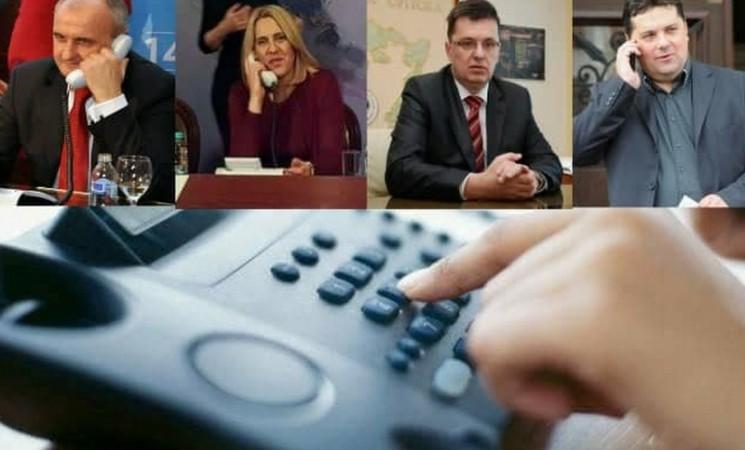 """Troškovi ministara i direktora """"trenutno nisu dostupni"""""""