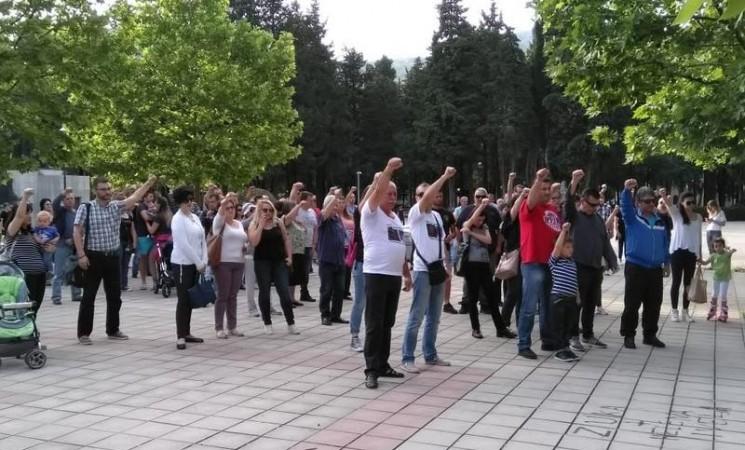 """""""Pravda za Davida"""" sa skupa u Trebinju: Ima nas, borba neće stati"""
