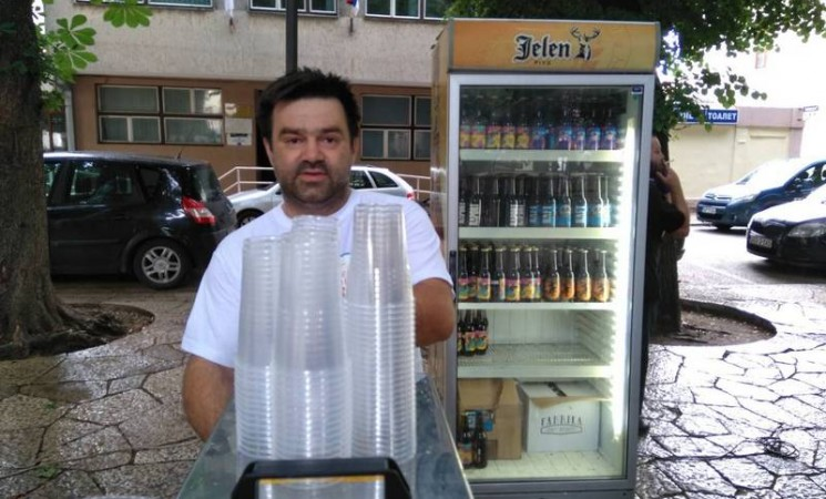 "U Trebinju počeo prvi ""Platan kraft fest"""