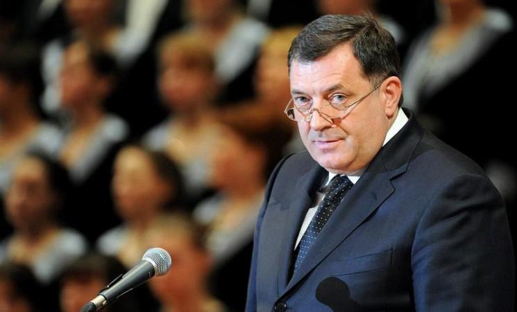 Dodik prvo prijetio Davoru Dragičeviću, pa onda poručio da ga podržava