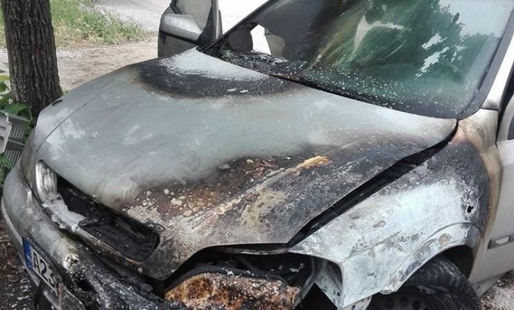 Zapaljen automobil policajca iz Trebinja