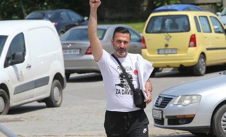 Uhapšen zbog prijetnji Davoru Dragičeviću