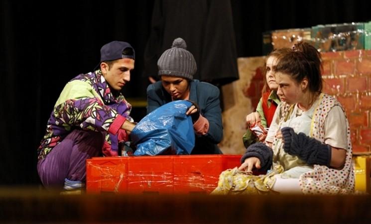 """Predstava """"Hoću kući"""" otvorila 61. """"Festival festivala"""" u Trebinju"""