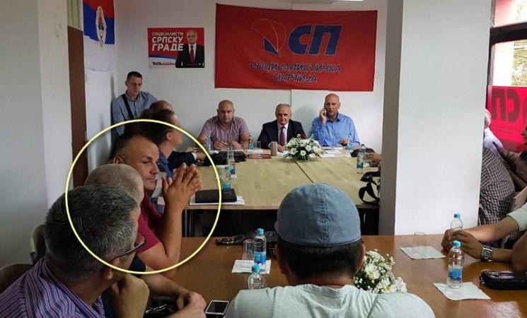 Da li je odbornik bilećkog SNSD-a Predrag Čuknić prešao u SP?