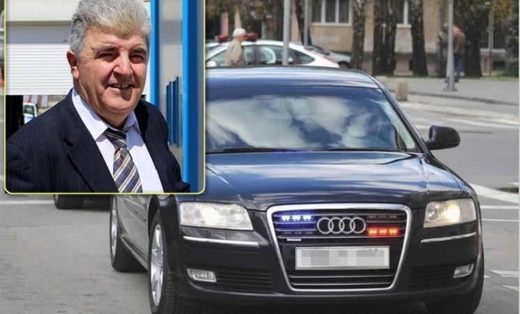 Gacko: Poništen tender za nabavku Radmilovićevog automobila