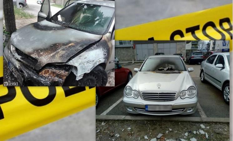 Učestali napadi na privatnu imovinu policajaca u Trebinju - ko je bezbjedan?