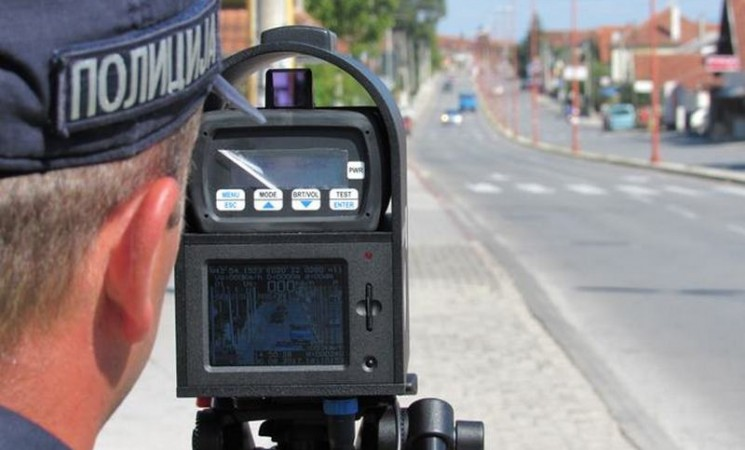 Tokom tromjesečne akcije - najveća prekoračenja brzine zabilježena u Trebinju i Gacku