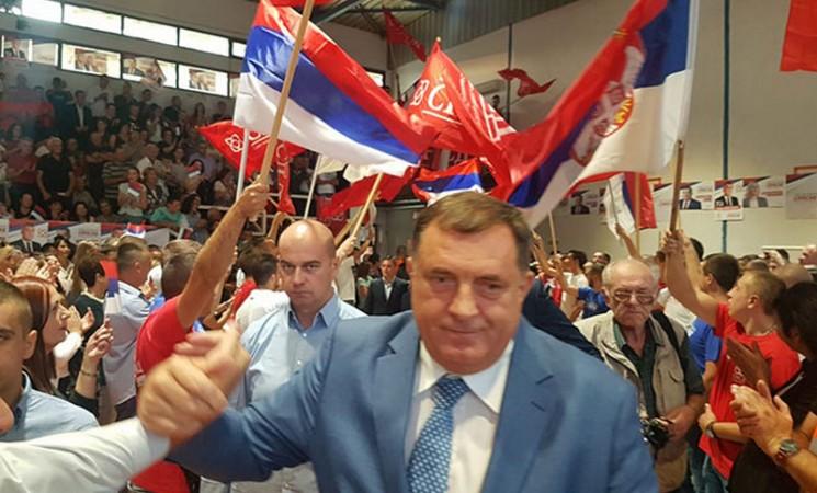 TI BIH uputio krivične prijave protiv Milorada Dodika