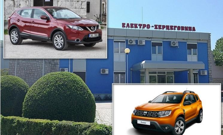 """""""Elektro-Hercegovina"""" kupila dva automobila vrijedna više od 88 hiljada maraka"""