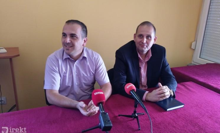 Grubač i Mijanović poručili štrajkačima: Pojedincima ćemo smanjiti i dosadašnje plate