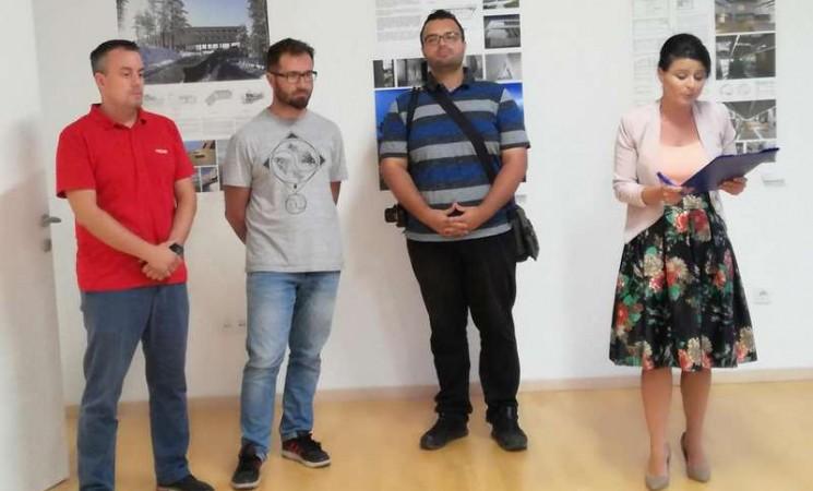 Najbolja arhitektonska rješenja BiH izložena u Trebinju