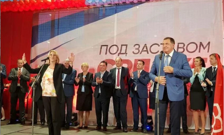 Zanimljivo i Kesiću - Dodikova predizborna turneja (VIDEO)