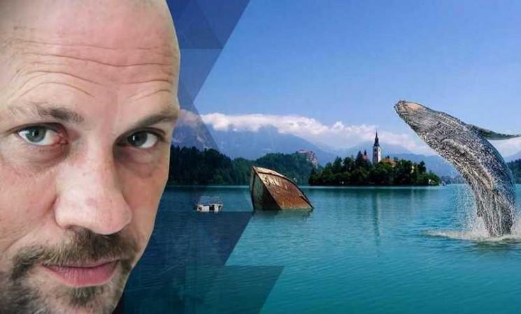 Boris Dežulović: Kitolov u Bledskom jezeru