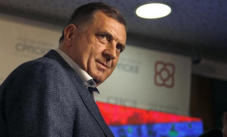 """Osude zbog prijetnji redakciji """"Capitala"""" - oglasio se i Dodik"""