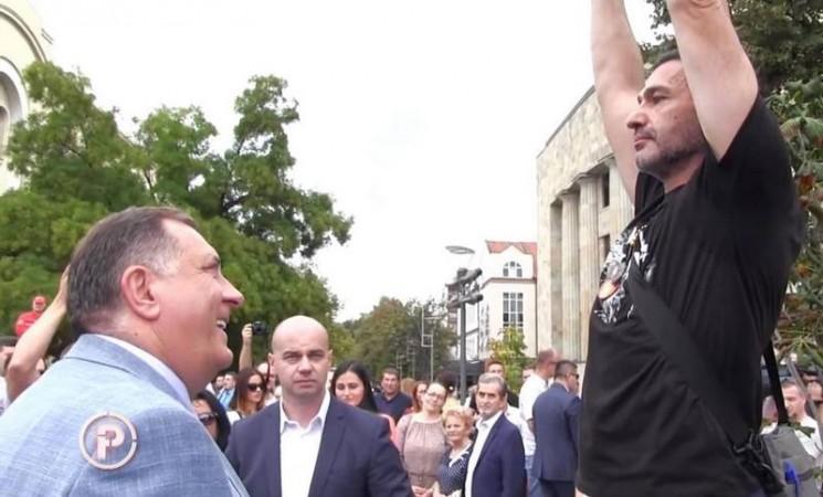 CIK Dodika kaznio s pet hiljada KM zbog prijetnji Davoru Dragičeviću