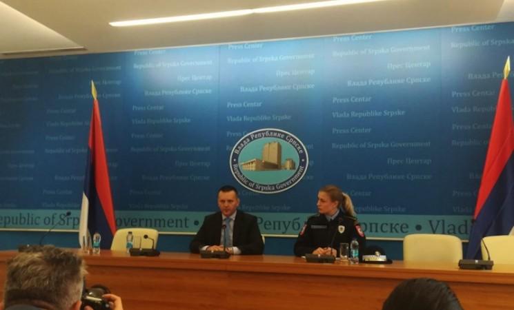 Ništa od rezervnog sastava policije u MUP-u Srpske