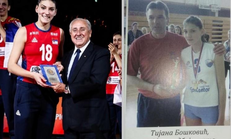 Tijana Bošković sad i nekad - predanim radom do svjetske titule