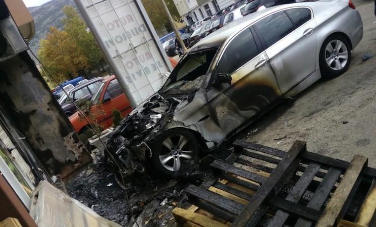I dalje bez odgovora na pitanje: Ko je zapalio auto?