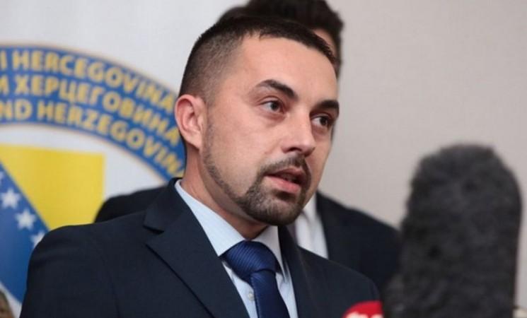 Boris Jerinić isključen iz SDS-a