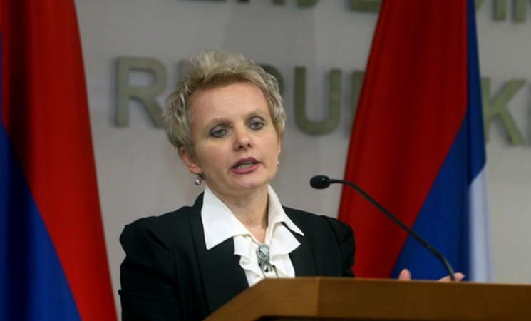 Slijepčevićeva sebi dala platu premijera i naknadu od 250 KM po sjednici Komisije