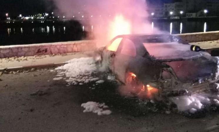 Trebinje: Izgorio još jedan automobil