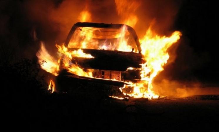 "Trebinje: Gorio automobil vlasnika ""Autouniona"""
