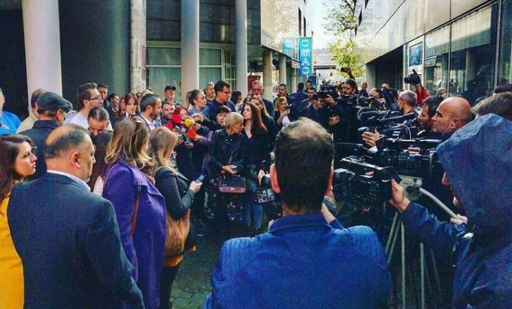 Protest novinara u Banjaluci: Borićemo se za svoja prava