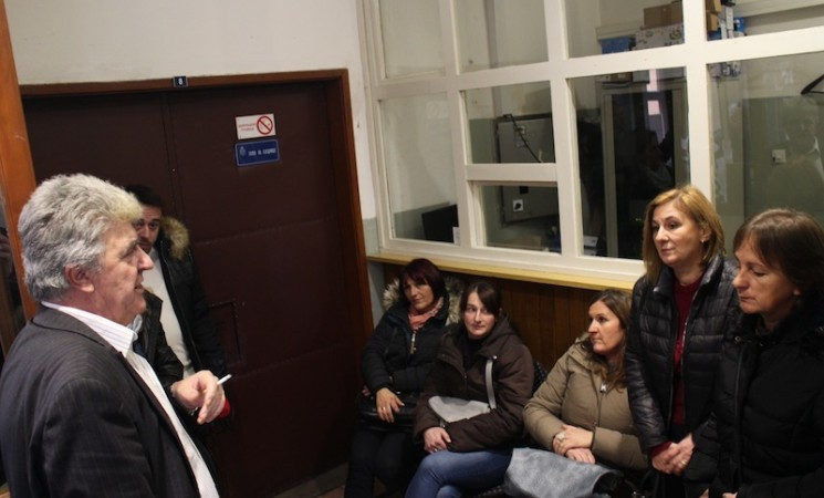 "Gacko: Moratorijum na štrajk u ""Vodovodu"""