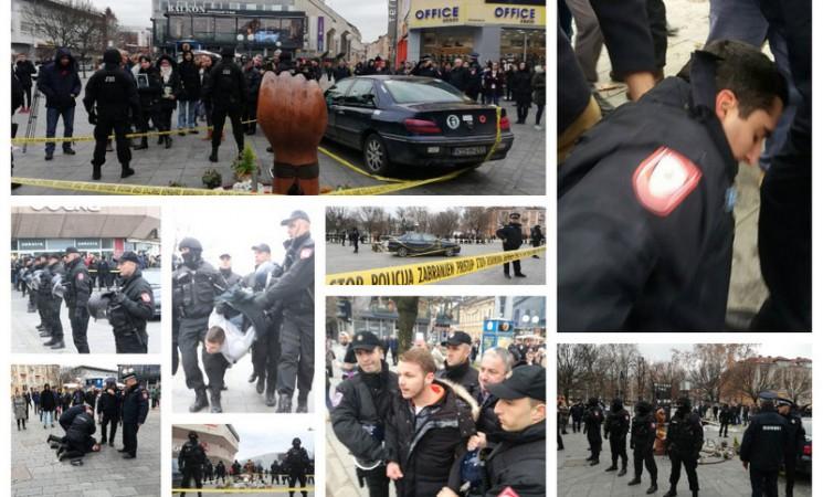 Premlaćivanja u policijskoj stanici: Građane tukli kaiševima po licu