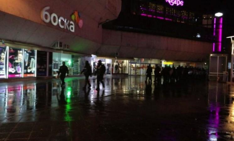 Specijalci na Trgu, uhapšeno nekoliko osoba