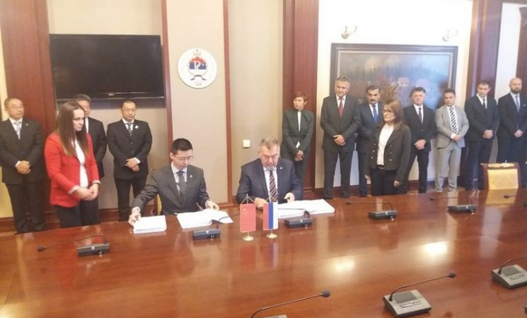 Kinezi nakon roka uplatili koncesiju za autoput Banjaluka-Prijedor