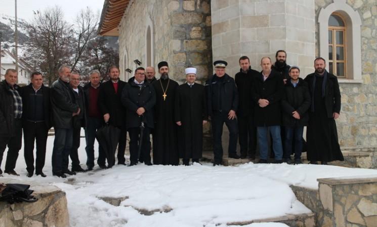 Gacko: Oštra osuda zloupotrebe verskih objekata