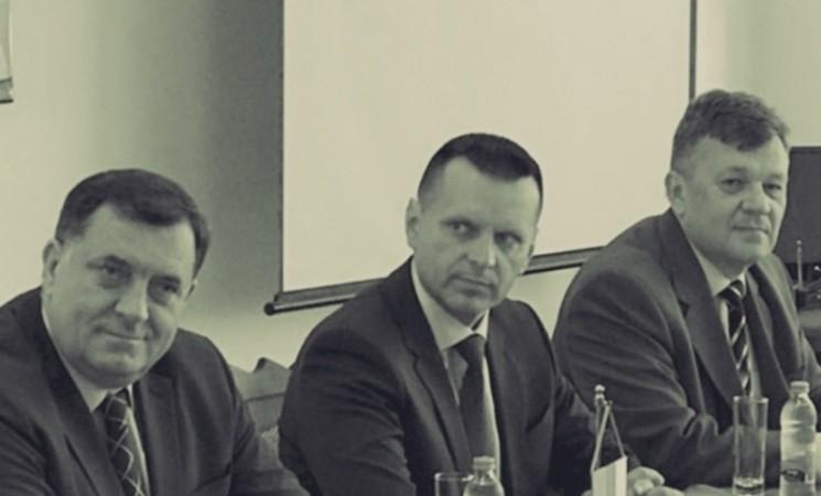 PITANJA ODBORU ZA BEZBJEDNOST: Da li je Dodik napravio stranačku obavještajnu službu?