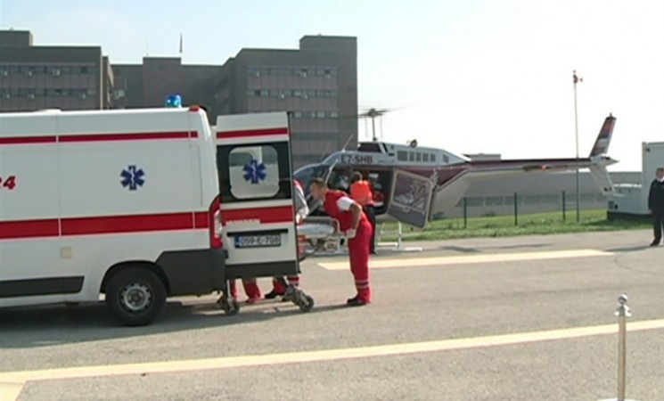 Može li vazdušni transport pacijenata da bude nekomercijalna aktivnost?