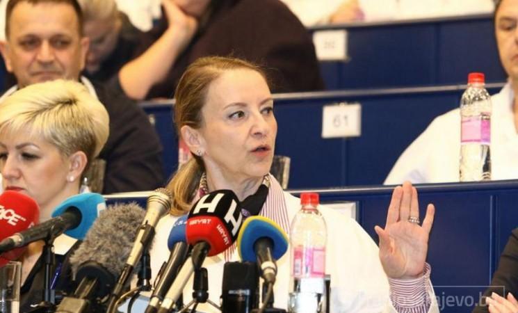 BH novinari: Sebija Izetbegović da se izvini novinarima