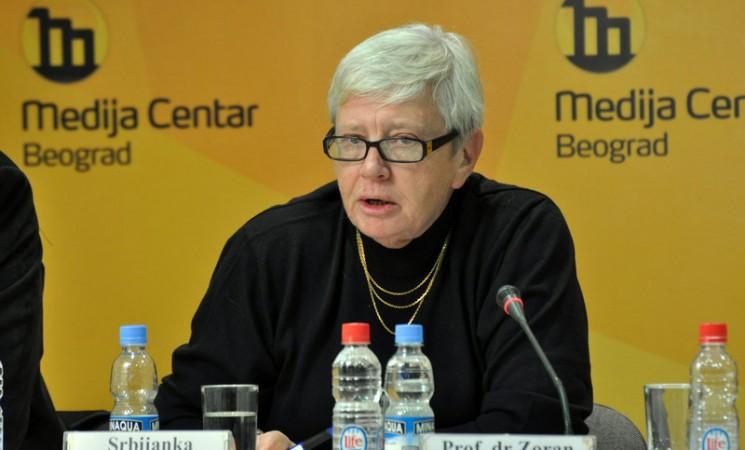 Srbijanka Turajlić: Ako ponovo uprskamo, čekaćemo novih 20 godina