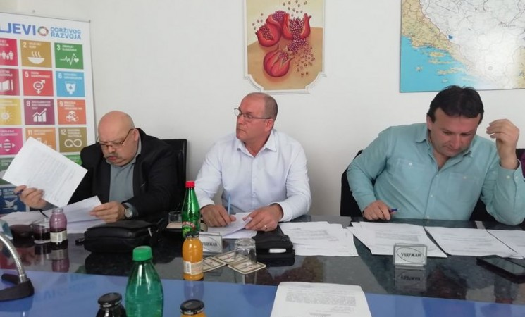 Risto Mićić kandidat DNS-a u Ljubinju