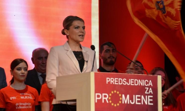 Crna Gora: Poslanica protiv supruga - tužioca
