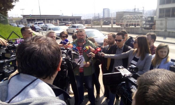 Žurnal uputio svoje zahtjeve zbog napada na fotoreportera Adija Keba