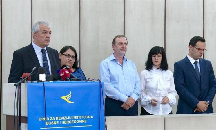 Revizori BiH hoće da potroše pet miliona mimo zakona