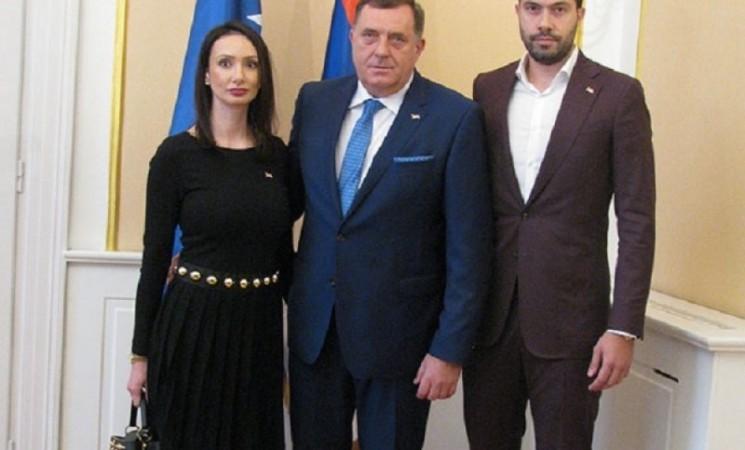 "Dodik potvrdio da mu je sin povezan s ""Prointerom"""