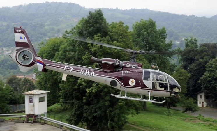 Srpska prodaje pet helikoptera