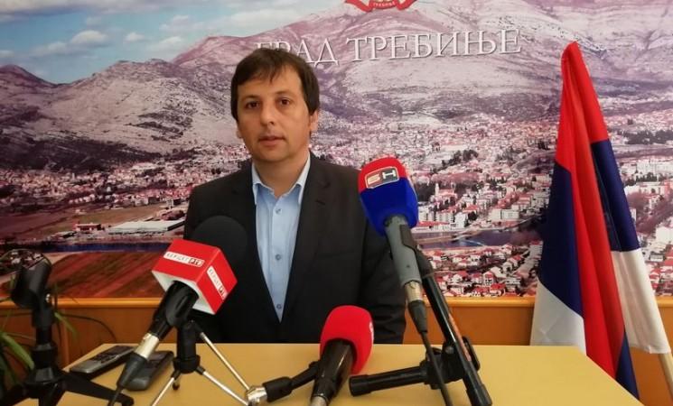 Vukanoviću nije dozvoljeno da prisustvuje sjednici trebinjske Skupštine -  najavio apelaciju Ustavnom sudu RS